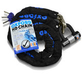 Oxford HD 2m Chain & Padlock