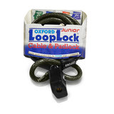 Oxford Junior Loop Lock & Padlock