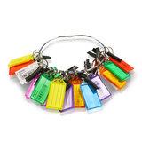 VERSA Gasket Sample Key Ring