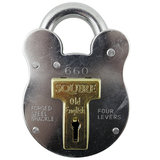 Squire Old English Padlock KA PES1