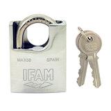Ifam MAX50 Corrosion Resistant Padlock