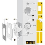 Codelock Original Intumescent Kit