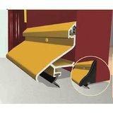 Exitex ERD Rain Deflector - External deflector strip suitable for UPVC & Timber doors