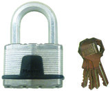 Master M5 Excell 64mm High Security Laminated Padlocks