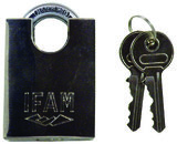 Ifam 45000 Series Chrome Close Shackle Padlock