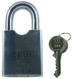 Abus 83/55 Series Rock Standard Shackle Steel Padlocks