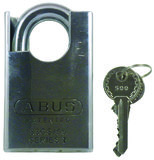 Abus 83/55 Series Rock Closed Shackle Steel Padlocks