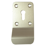 Square UK Screw On Keyhole Finger Pull