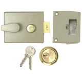 Union 1028 Standard Cylinder Nightlatch (60mm Backset)