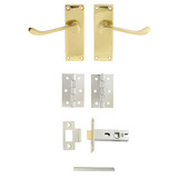 TSS Door Handle, Latch & Hinge Pack