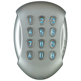 CDVI Galeo Stand Alone Keypad - With Remote Electronics