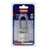 Abus 54TI Extra Long Shackle Titalium 40mm Padlock