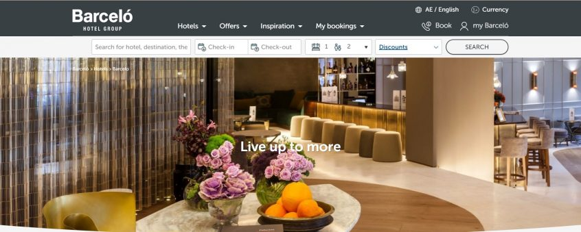 How to use your Barcelo coupons, Barcelo promo codes & Barcelo deals to book at Barcelo Hotels UAE & Barcelo Cairo Pyramids