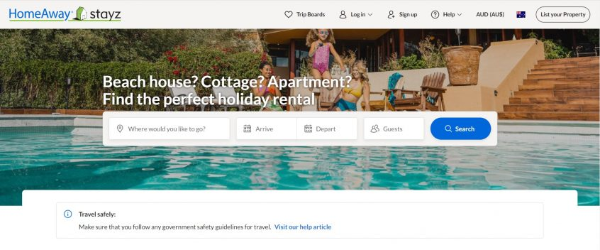 How to use the HomeAway coupons & HomeAway promo codes to shop at HomeAway Dubai, HomeAway UK & HomeAway USA