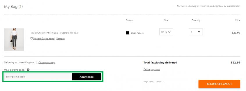 كيف أستخدم كود خصم نيو لوك أو كوبون نيو لوك ضمن كوبونات وعروض نيو لوك عبر الموفر لتسوّق ملابس نيو لوك من موقع نيو لوك New Look ؟