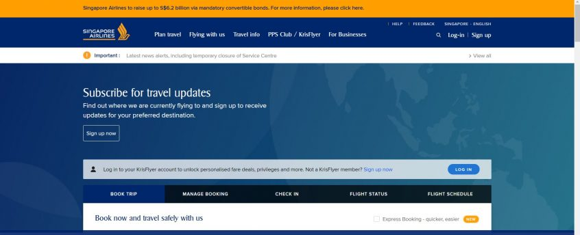 How to use my Singapore Airlines promo codes & Singapore Airlines coupons to shop Singapore Airlines booking & Singapore Airlines tickets or book at Singapore Airlines Dubai, KSA, GCC and more.