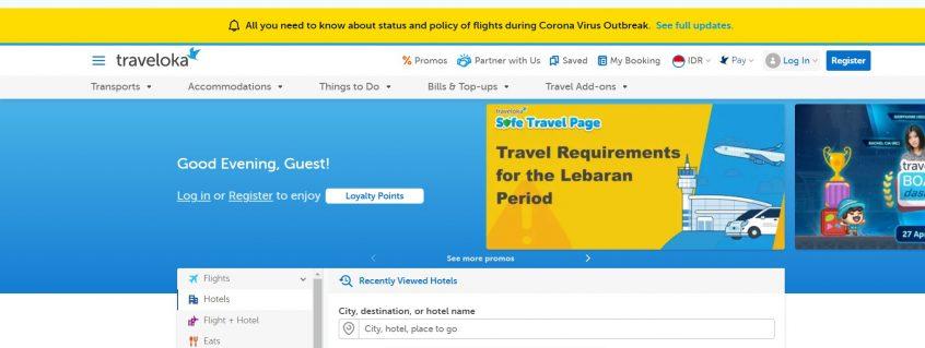 How to use my Traveloka promo codes & Traveloka vouchers to book at Traveloka flight, Traveloka Indonesia & Traveloka Philippines and more
