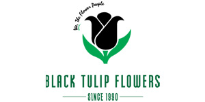 Black Tulip Flowers – بلاك توليب فلورز