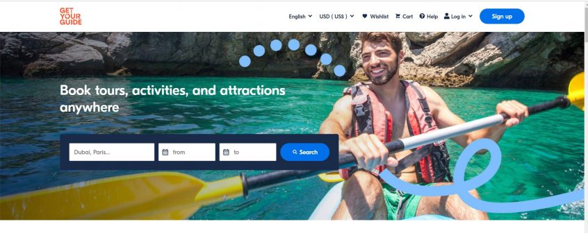 How to use your Get Your Guide discount codes, Get Your Guide coupons & Get Your Guide promo codes to book at Get Your Guide Abu Dhabi & Get Your Guide Dubai