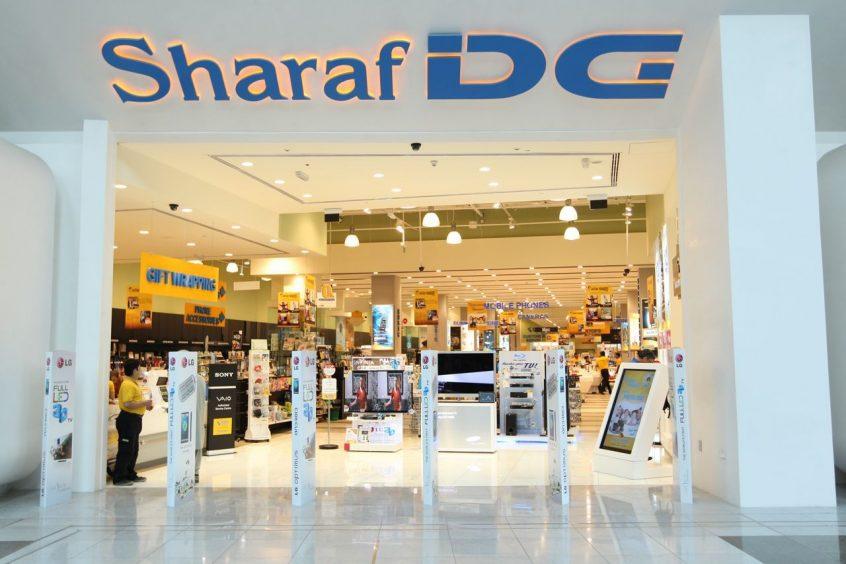 SharafDG UAE, Bahrain & Oman online offers.