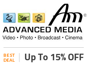 Advanced Media Coupon Code & Offers