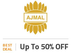 Ajmal Coupon Code & Offers