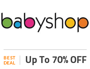 Baby Shop Coupon Code & Offers