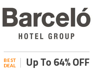 Barcelo Coupon Code & Offers
