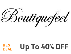 Boutiquefeel Coupon Code & Offers