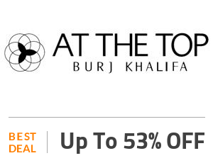 Burj Khalifa Coupon Code & Offers