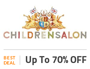 Children Salon Coupon Code & Offers