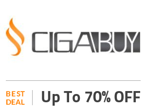 Cigabuy Coupon Code & Offers