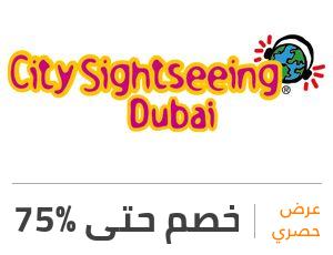 عرض معالم دبي السياحية: خصم 75%