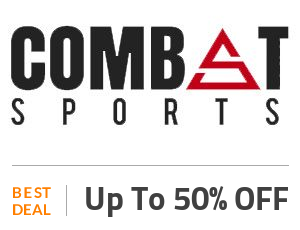 Combat Sports Coupon Code & Offers