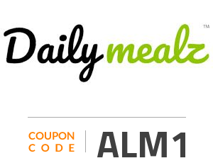 Daily Mealz APP Coupon Code: ALM1