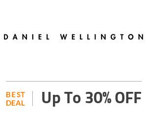 Daniel Wellington Coupon Code & Offers