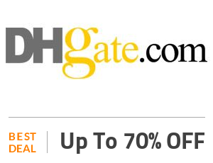 DHgate Coupon Code & Offers