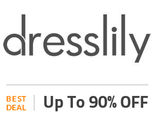 Dresslily Coupon Code & Offers
