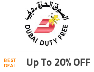 Dubai Duty Free Coupon Code & Offers