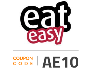 Eat Easy Coupon Code: AE10