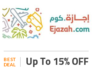 Ejazah Deal: Up to 15% OFF on Singapore Hotel Bookings Off