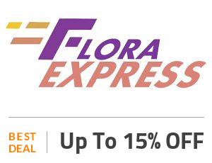 Floraexpress Coupon Code & Offers