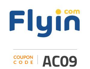 Flyin Coupon Code: AC09