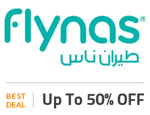 Flynas Coupon Code & Offers