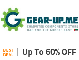 Gear-up Coupon Code & Offers