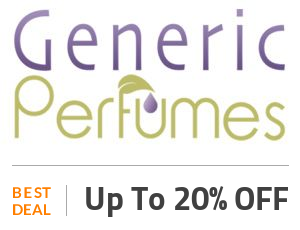 Generic Perfumes Coupon Code & Offers