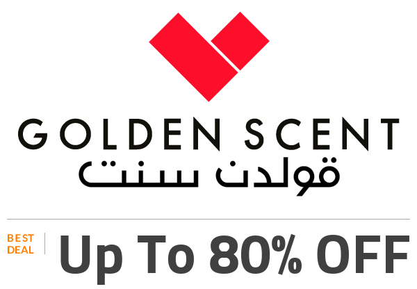 Golden Scent Coupon Code & Offers