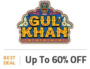 GUL KHAN Coupon Code & Offers