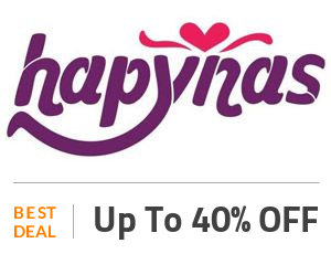 Hapynas Coupon Code & Offers