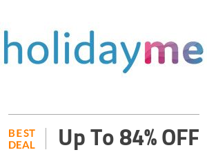 HolidayMe Coupon Code & Offers